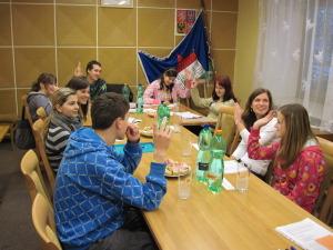 2 zasedani snemu mladeze