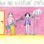 Johana Maxová, ZŠ a MŠ Olšany, 4. ročník